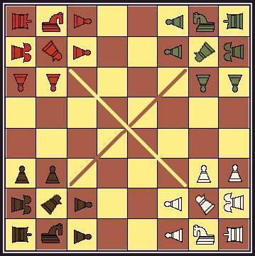 Four Seasons Chess