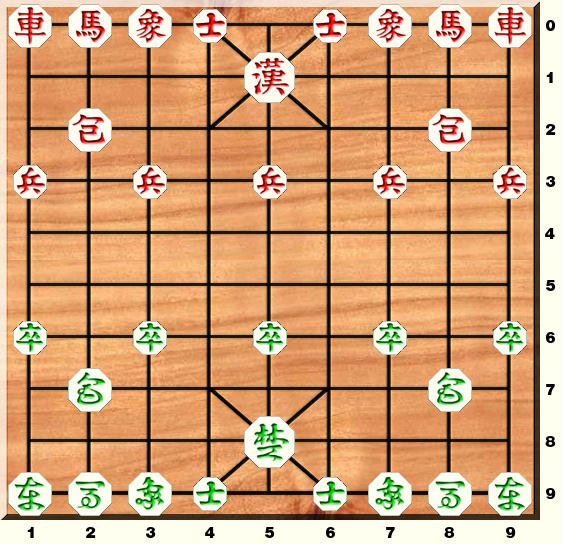 Janggi - 장기 - Korean Chess